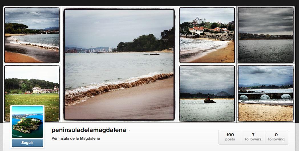 Instagram Península