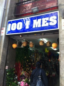 100 i mes